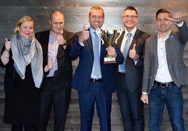 2016: Suomen Asiakastieto Oy